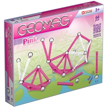 Geomag Kids Color Girl 66 osaa