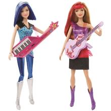 barbie-rokkitaehti