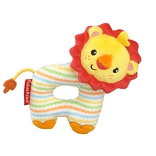 fisher-price-plush-ring-lion