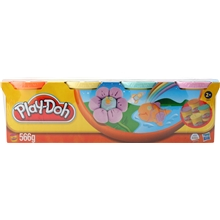 Play-Doh Pastelli 4-pkt 22872