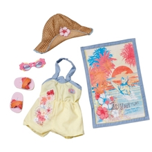 baby-born-beach-outfit-1-set-keltainen