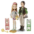 Ever After High Ashlynn & Hunter