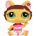 Littlest Pet Shop Dancing Pets – Kissat 2718