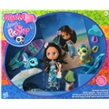 Blythe & Littlest Pet Shop Hawaii Tropical Teal