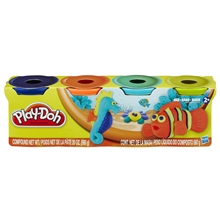 Play-Doh Classic 4-pkt 22871