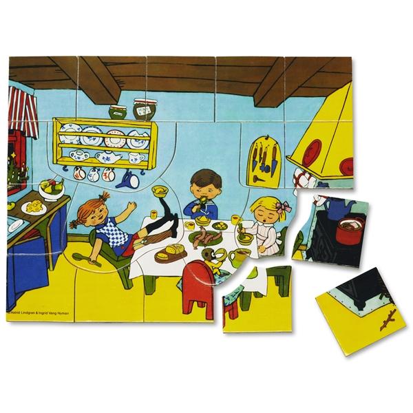 Peppi Magneettipalapeli  Lasten palapelit  Micki