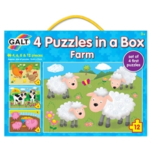 4 Puzzles in a Box - Maatila