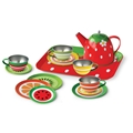 Junior Home Summertime Tin Tea Set