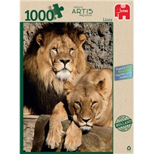 palapeli-1000-palaa-lions