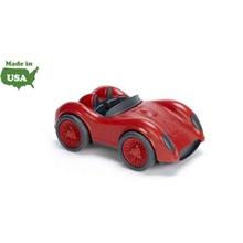 green-toys-kilpa-auto-punainen