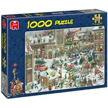 palapeli-1000-palaa-christmas