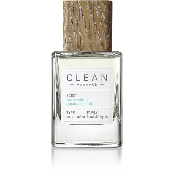 Clean Reserve Warm Cotton Reserve Blend - Edp (Kuva 1 tuotteesta 4)