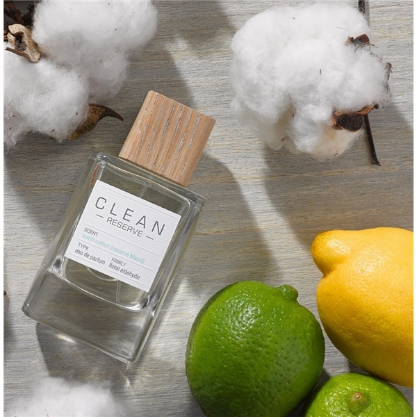 Clean Reserve Warm Cotton Reserve Blend - Edp (Kuva 3 tuotteesta 4)