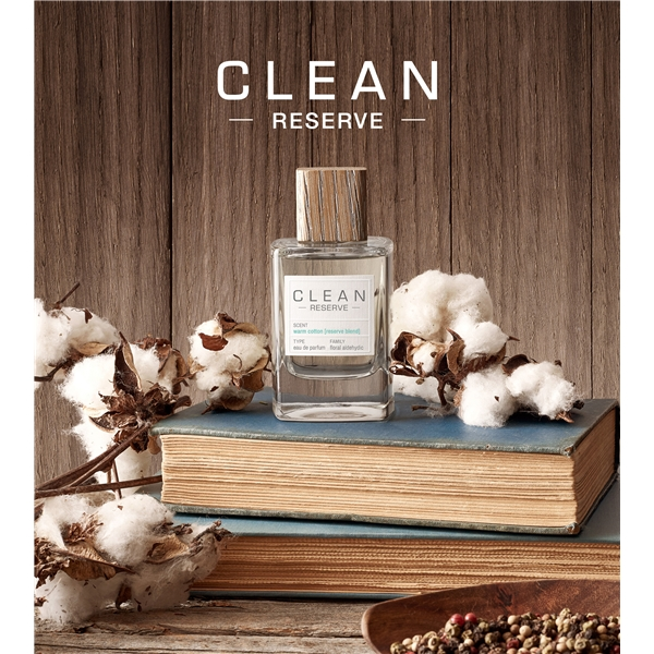 Clean Reserve Warm Cotton Reserve Blend - Edp (Kuva 4 tuotteesta 4)