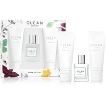 Clean Warm Cotton - Gift Set