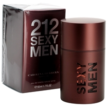 212 Sexy Men - Eau de toilette (Edt) Spray