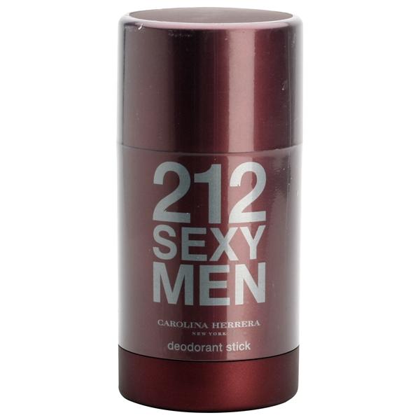 212 Sexy Men - Deodorant stick 75 gr, Carolina Herrera