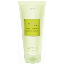 Acqua Colonia Lime & Nutmeg - Body Lotion