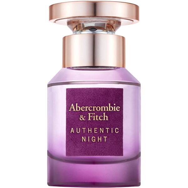 Authentic Night Women - Eau de toilette (Kuva 1 tuotteesta 2)