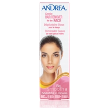 1 set - Andrea Gentle Hair Remover Face