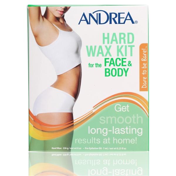 Andrea Hard Wax Kit Body 1 set