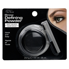 1 set - Black - Brow Defining Powder