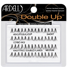 1 set - Ardell Individuals Double Up Knot Free Combo