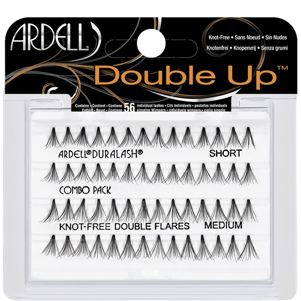 Ardell Individuals Double Up Knot Free Combo