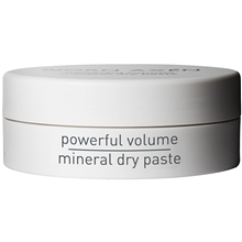 Powerful Volume Mineral Dry Paste