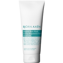 250 ml - Organic Body Wash Caring Bergamot & Vanilla