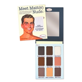 Meet Matte Nude - Eyeshadow Palette