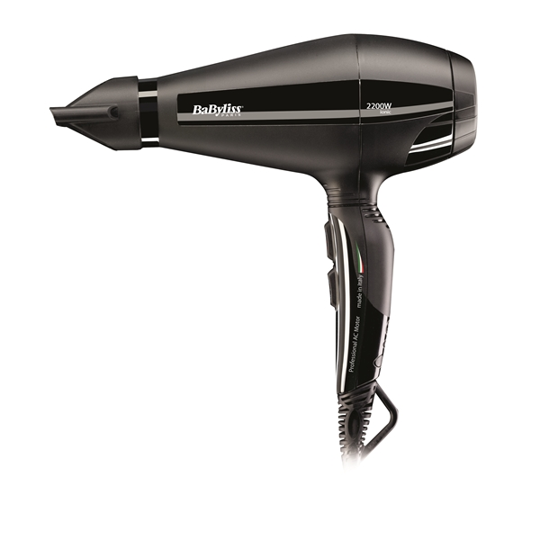 BaByliss 6611E - Le Pro Silence Hairdryer 2200W
