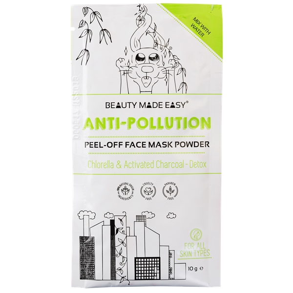 Anti Pollution Peel Off Mask Powder - Detox