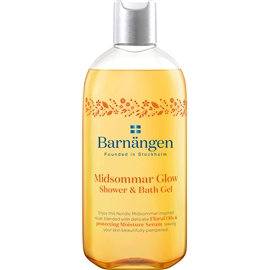 Midsommar Glow Shower & Bath Gel