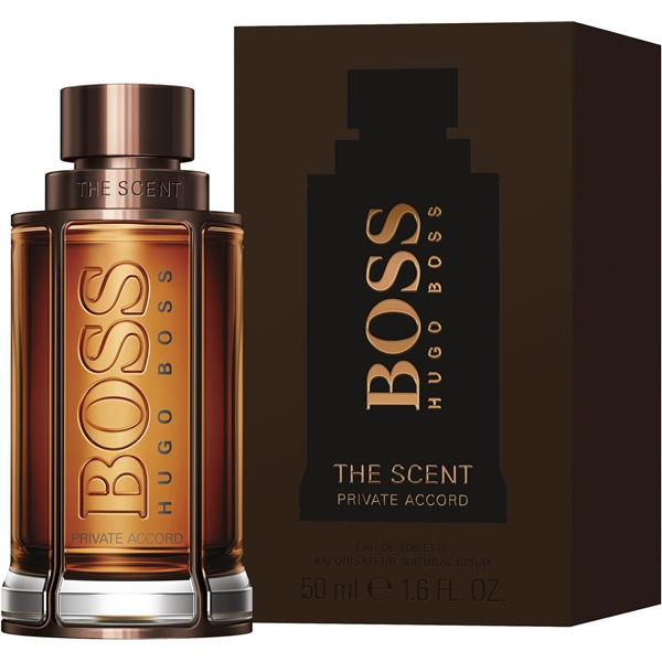 Boss The Scent Private Accord For Him - Edt (Kuva 2 tuotteesta 3)