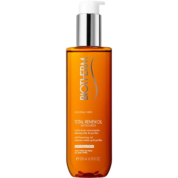 Biosource Total Renew Oil Cleanser - All Skin