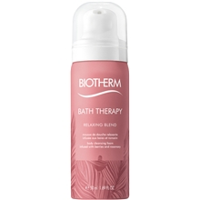 Bath Therapy Relaxing Cleansing Foam Travel