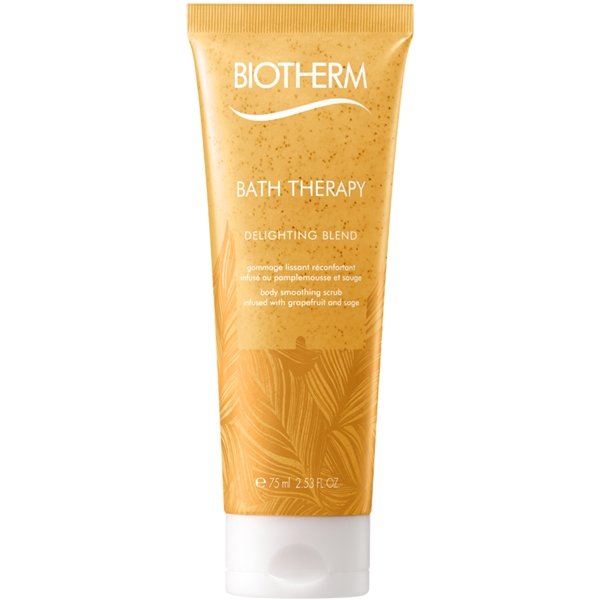Bath Therapy Delighting Body Scrub Travel