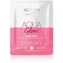 Aqua Glow Flash Mask - Hydration & Glow