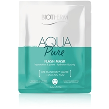 1  - Aqua Pure Flash Mask