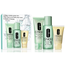 180 ml - 3-Step Skin Care Intro Set, Skin Type 1