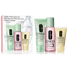 180 ml - 3 Step Skin Care Intro Set, Skin Type 3