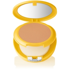9.5 gr - No. 002 Moderately Fair  - Clinique Mineral Powder Makeup