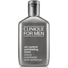 200 ml - Clinique for Men Exfoliating Tonic Oil Control