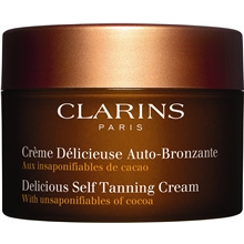 125 ml - Delicious Self Tanning Cream