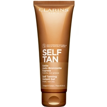 Self Tanning Instant Gel - 125ml