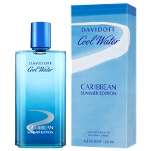 Cool Water Caribbean Summer - Eau de toilette