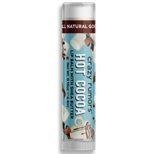 Crazy Rumors Hot Cocoa Lip Balm