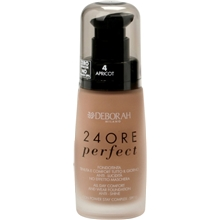 30 ml - No. 004 Apricot - 24H Perfect Foundation