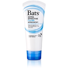 60 ml - Extra Effective Creme Antiperspirant Hands Feet